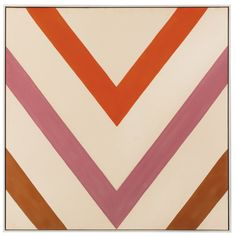 """artsyloch: """" Kenneth Noland 