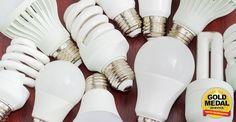 Battle of the Bulbs - LED CFL Incandescent Light Bulbs