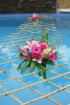 Resultado de imagem para piscina casamento