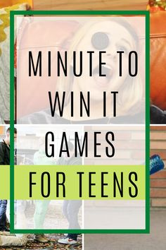 Teen Minute To Win It Games, Lake Party, Youth Group Games, Teen Fun, Party Pops, Birthday Party Games, Best Part Of Me, Fun Games, Perfect Party
