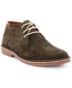 Kenneth Cole Reaction Desert Sun Suede Chukkas -the guy to wear for shoes