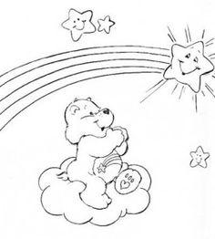 Desenhos Ursinhos Carinhosos
