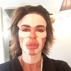 f1650254442 Lisa Rinna from Real Housewives of Beverly Hills beauty secrets! Her  signature hairstyle
