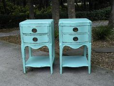 night stands or end tables?? Loveeee
