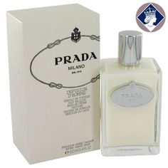 PRADA Infusion D'homme 100ml/3.4oz Aftershave Balm Splash Fragrance for Men