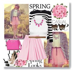 """""""summer fashion"""" by pink1princess ❤ liked on Polyvore"""