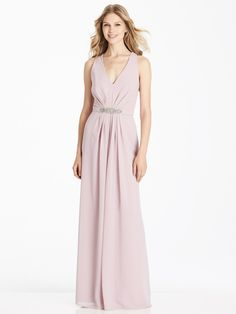 Bridesmaids Dresses - Dessy Bridesmaids Dresses - Jenny Packham - Pink Bridesmaid Dress - Joyce Young By Storm Jenny Packham Bridesmaid Dresses, Bridesmaid Dresses Plus Size, Wedding Bridesmaid Dresses, Bridal Dresses, Chiffon Evening Dresses, Evening Gowns, Joyce Young, Deb Dresses, Pleated Bodice