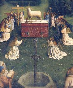 A genti oltár fő képe