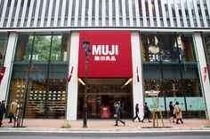 Muji opens its first Japanese hotel and global flagship store in Ginza Tokyo Things To Do, Time Out Tokyo, Roppongi Hills, Japanese Lifestyle, Tokyo Shopping, In Season Produce, Lobbies, Hotel Lobby, Muji