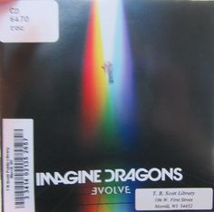 Music Artists: Imagine Dragons Album: Evolve