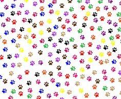 Paw Print Background, Paw Patrol Birthday, Wallpaper Downloads, True Beauty, Sprinkles, Pop Art, Print Patterns, Create Yourself, Candy