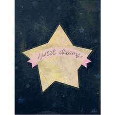 Sweet Dreams Wall Art