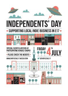 Independents day E17