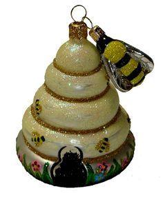 Tannenbaum & Christmas glass ornaments