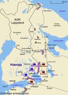 Rintamalinjan kulku 4. syyskuuta 1944, Moskovan välirauha solmittiin 19. syyskuuta