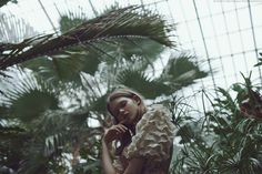 Marta Bevacqua on Behance Kew Gardens, Botanical Gardens, Outdoor Gardens, Nature Editorial, Editorial Photography, Poses, Marta Bevacqua, The Secret Garden, Garden Nursery