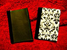 Pair of Mini Blank Art Journals Set 2 by lovearthouse on Etsy, $8.50