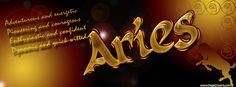 aries horoscope | Aries Facebook Cover - PageCovers.com