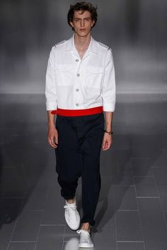 Big Pockets  Gucci | Spring 2015 Menswear Collection | Style.com