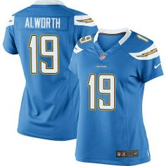 Lance Alworth Elite Jersey-80%OFF Nike Lance Alworth Elite Jersey at Chargers Shop. (Elite Nike Women's Lance Alworth White Jersey) San Diego Chargers Road #19 NFL Easy Returns.