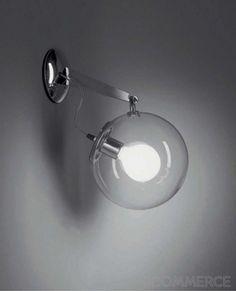 unglaubliche ideen artemide wandlampe beste bild der cebdcaaeebccee artemide