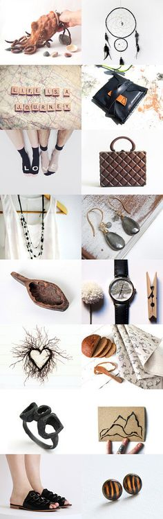 Life is a journey:) by Honorata Gwizdala on Etsy--Pinned with TreasuryPin.com