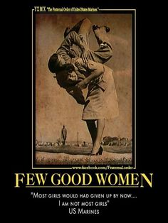 For the Marine Wives, Fiances and, Girlfriends!