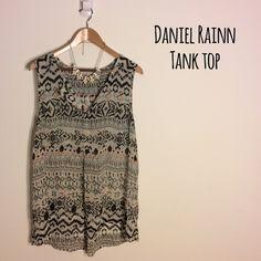 Daniel Rainn Tank Multi color top. Daniel Rainn Tops