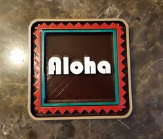 Disney Polynesian inspired replica sign. $37.99 Perfect for any Disney fan to add to their collection. Bring a little bit of the Happiest Place on Earth to your home. Disney World Gifts, Disney Pop, Pop Culture, Bring It On, Earth, Signs, Inspired, Collection, Shop Signs