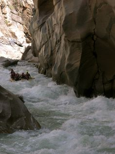 Great canyons to raft down on the Rio Apurimac, Peru
