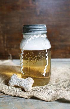 Nice idea base for dog shampoo. Essential oils maybe for a nice fragrance? Lavender? Lemon?