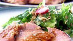 Honey-Glazed Baked Ham  |  http://www.ulive.com/trishas-southern-kitchen