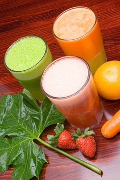 Juicing recipes for the common cold, headaches, menopause and more!