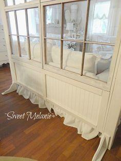 ~Sweet Melanie~: Building a Window Wall