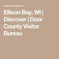 Find things to do in Egg Harbor, one of the best small towns in America. The town hosts a number of popular events every year, including festivals and parades. Sister Bay, All Restaurants, Turkey Gravy, Visitors Bureau, County Park, Door County, Cooking School, Craft Cocktails, Event Calendar