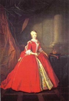 Queen Maria Amalia of Spain