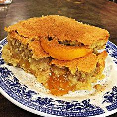 Peach Mud pie! Mud Pie, Apple Pie, Brownies, Peach, Desserts, Food, Cake Brownies, Tailgate Desserts, Deserts