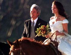 A scene which was not in the movie... Runaway Bride