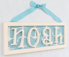 Kids Name Sign, Kids Name Plaques, Name Plaques for Kids, Wooden Name Plaque, Wooden Name Plaques