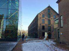 Textielmuseum in Tilburg