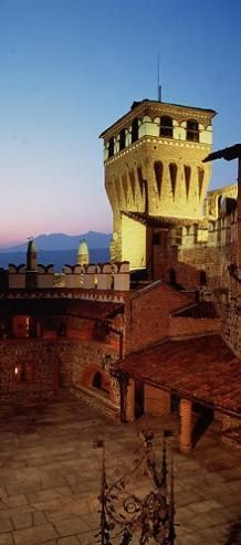 Castello di Pavone, Torino. ITALY