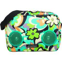 Fydelity GRAPHIQUE G-FORCE Shoulder Bag- PARADISE #Fydelity #Graphique #GForce #ShoulderBag #Paradise