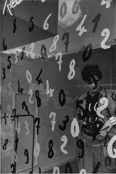 Lee Friedlander 1987 NYC