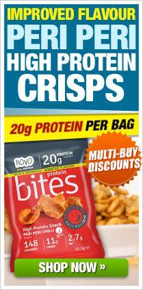 Peri Peri High Protein Crisps
