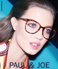 Lunettes Trendy: PAUL & JOE eyewear