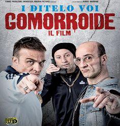 """Dallo straordinario successo di Gomorroidi, la parodia della celebre serie TV che ha conquistato il pubblico di Made in Sud, l'irriverente trio comico I Ditelo Voi arriva dal 9 marzo anche sul grande schermo con """"Gomorroide"""", grazie a Tunnel Produzioni. #news #cinema"""