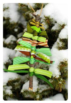 Bow Christmas Tree