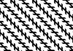 Zollner Illusion: le linee lunghe sono parallele