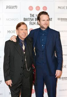 Timothy Spall Photos Photos - Timothy Spall and Rafe Spall attend The Moet…