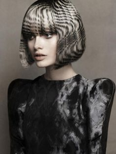 #extreme #hair #wig #haute #couture #fashion #beauty